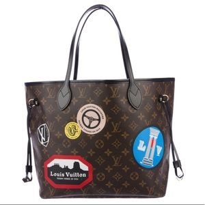 a350c256b0ac Louis Vuitton. ✅Limited edition✅World Tour Neverfull MM